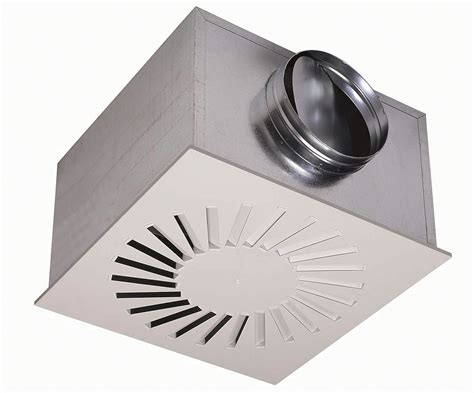 deckenle messing ceiling diffuser with der grihon wei 223 e lochmetall