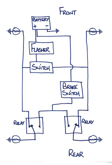 simple indicator wiring diagram fitfathers me