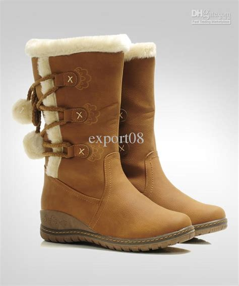 winter boots collection 2017