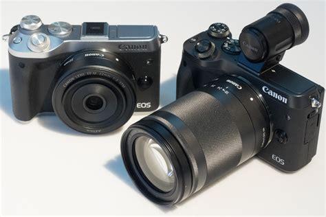 Kamera Canon M6 canon eos m6 vs canon eos m3 photographer