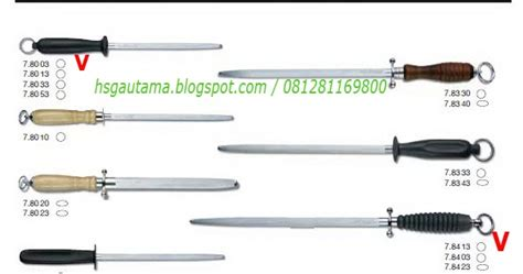 Pisau Chef Victorinox kolom hsgautama tongkat alat asah pisau victorinox pro sharpening steel rod
