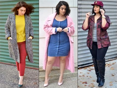 autumn 2015 fashion for big women fall winter outfit ideas to steal from 12 plus size