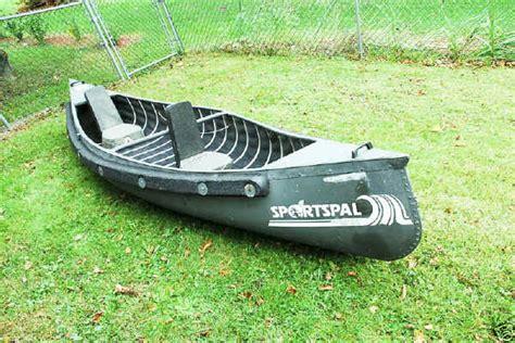 pluut platbodem sportspal canoe gallery