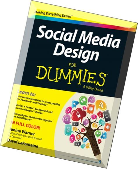 home design for dummies download social media design for dummies pdf magazine