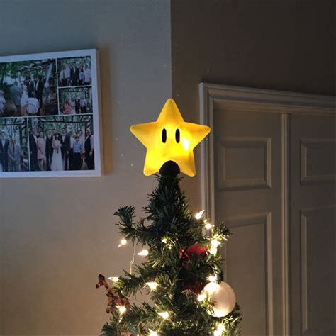 mario tree topper unique tree toppers you to see to believe