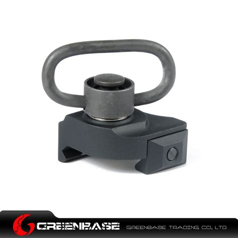 Rail Sling Qd qd sling swivel rail mount black nga0389 ar 15 ak 47