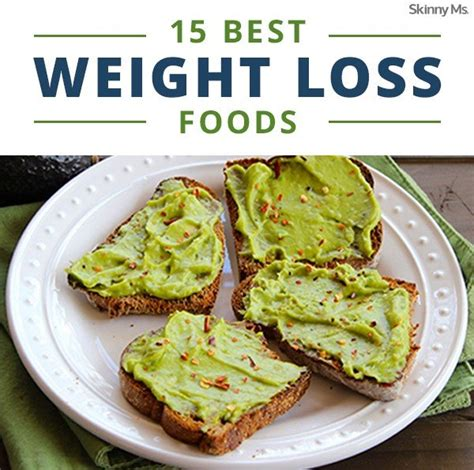 best food for weight loss 15 best weight loss foods