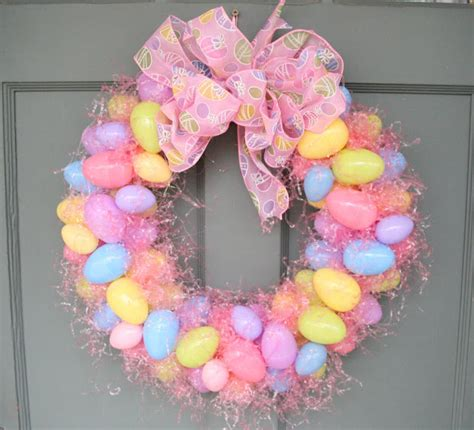 spring wreath ideas to make 15 beautiful diy easter wreath ideas spilled glitter