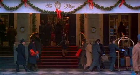 home alone 2 locations on the set of new york