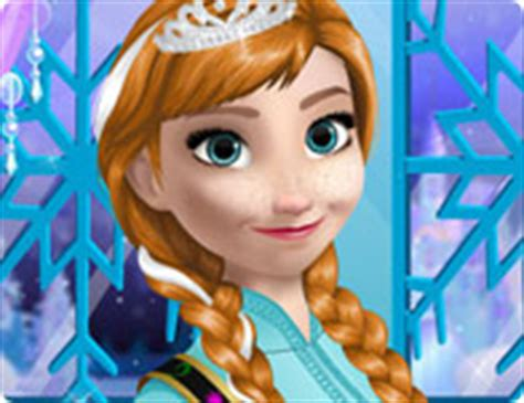 anna hairstyles games elsa and anna hairstyles girl games