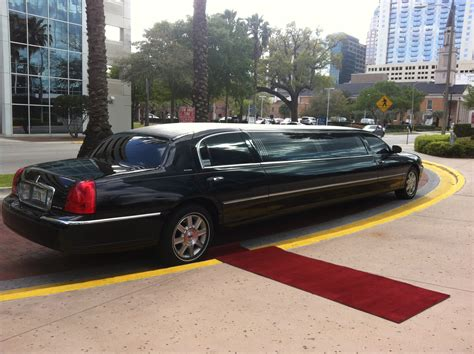 Limo Ride by Orlando Limo Service Towncar Stretch Limo Orlando Limo Ride