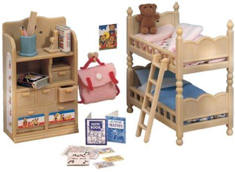 Sylvanian Families Bedroom Furniture Set Sylvanian Families Childrens Bedroom Furniture Set Barcode Ean 5038701042161 Http Www