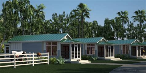 Cavco Eco Cottages by Ranch Resorts And Horses On