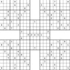 printable sudoku livewire printable difficult sudoku sudoku puzzles pinterest
