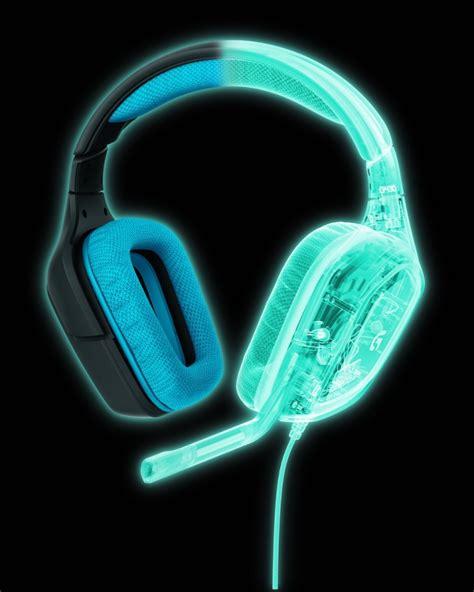 Headphone Canggih 2 headset gaming canggih logitech resmi diluncurkan di