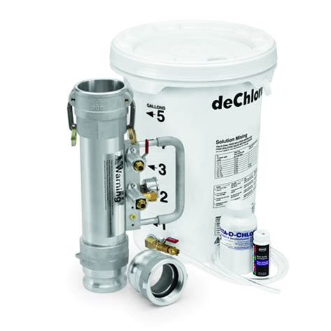 vita d chlor  equipment dechlorinator