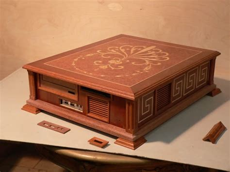 187 10 amazing wood pc casesthe floors to your home blog