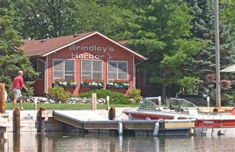 boat rental central mn brindley s harbor resort inc leech lake resorts ice