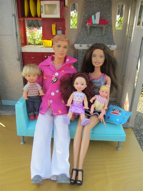 human barbie doll family 1000 images about barbie on pinterest barbie happy