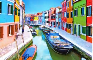 burano italy venice vaporetto ride to burano another bag more travel