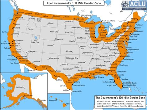 map of usa showing state borders the us border is 100 wide