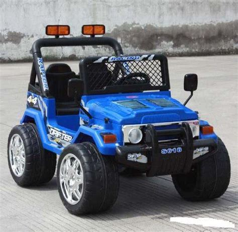 kid car jeep parents drive with remote control kids ride on jeep