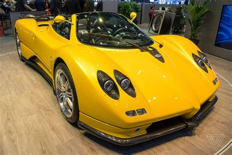 old pagani the pagani zonda roadster is still a looker almost 15
