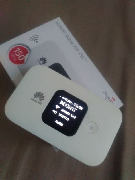 Mifi Huawei E5372s Bolt Max 1 Unlocked All Operator 3g 4g Bolt harga bolt e5372 harga 11