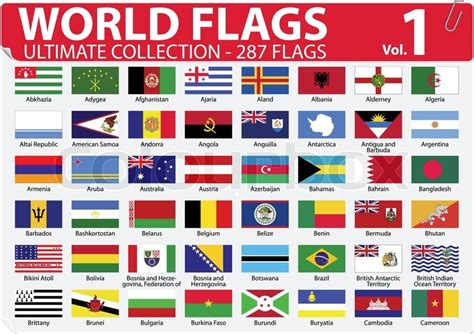 flags of the world zip world flags ultimate collection 287 flags volume 1