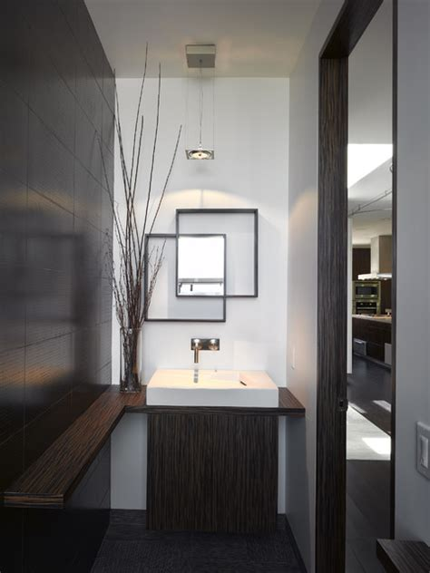 powder rooms hoffman st modern powder room san francisco by ken