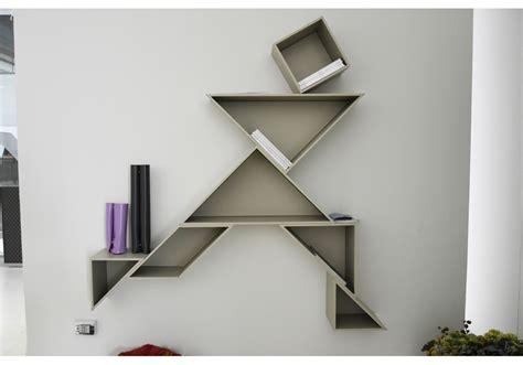 libreria tangram tangram lago bookcase milia shop