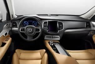 Volvo News Volvo Spills Details On Xc90 T8 In Hybrid Suv