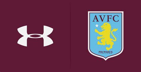 aston villa to sign under armour kit deal footy headlines