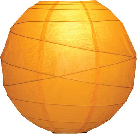 squash yellow 10 quot round rice paper lanterns solid color round paper shade lanterns