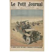 Lyautey Reaches Marrakesh In Armored Car 1912 Le