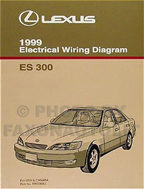 free car manuals to download 1999 lexus es spare parts catalogs service manual 1999 lexus es manual wiring sch 1999 lexus es300 electrical wiring diagram
