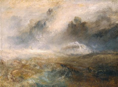 turner the sea joseph mallord william turner rough sea with wreckage c 1840 5 turner william