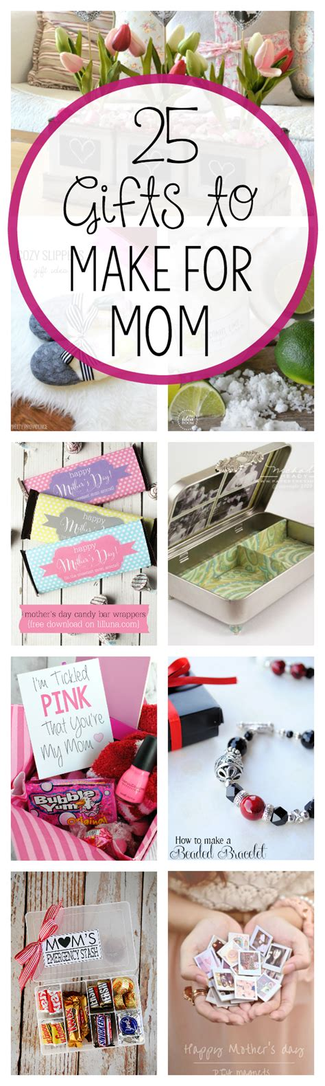 mother s day gifts for moms who love spending time in the diy mother s day gift ideas crazy little projects
