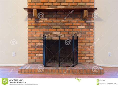 what to do with old fireplace old brick fireplace stock photo image 50252346