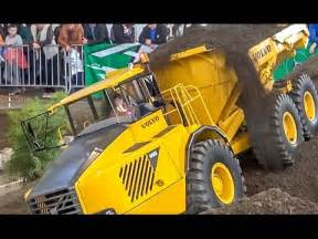 Rc Volvo Dump Truck For Sale Rc Volvo Dumper In 1 8 Scale 180 Kg Total Weight