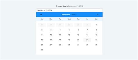 Angular Ui Calendar Angularjs Datepicker On Bower Libraries Io