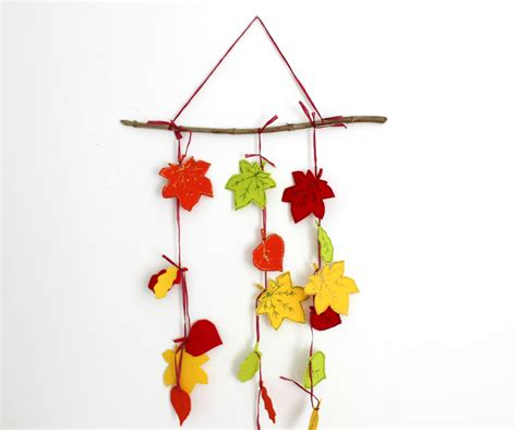 Basteln Herbst by Talk Diy Herbstgirlande Basteln F 252 R Den Herbst