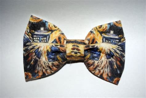 exploding tardis bow tie by superawesomebowties on etsy