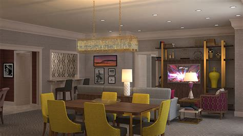 multi million renovation of living room at w beau rivage unveils coastal inspired design following completion of multi million dollar suite