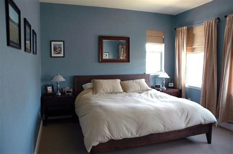blue gray bedroom on traditional bedroom bedrooms and transitional bedroom