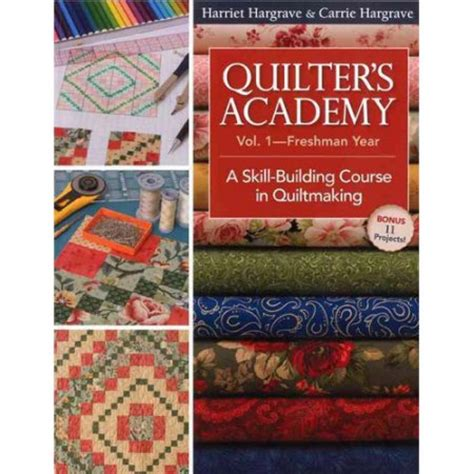 Academy Gift Cards At Walmart - quilter s academy freshman year a skill building course in quiltmaking walmart com