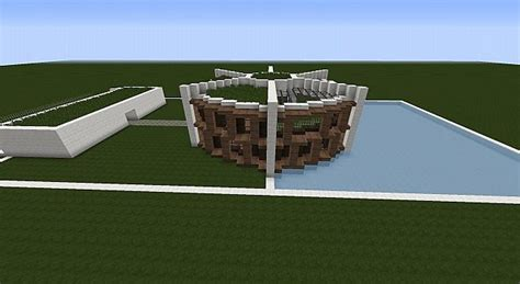 Hous Com by Celebrity Homes Lionel Messi Minecraft Project