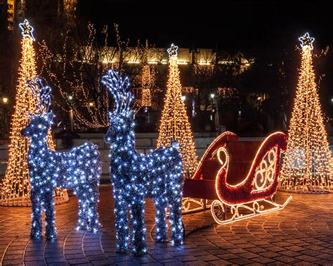 christmas grottos and nativities in north bucks 2016