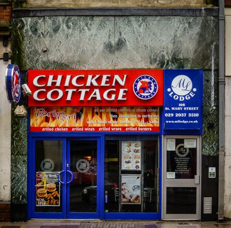chicken cottage chicken cottage cardiff shopfront elegy