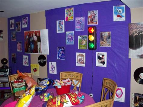 disco bedroom ideas diy 80s party decorations do it your self